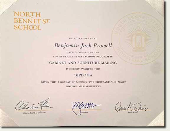 NBS Diploma