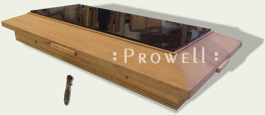 Prowell's Signatore Custom Wood Post Cap 4x8