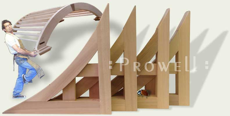 custom Wood Corbels #1