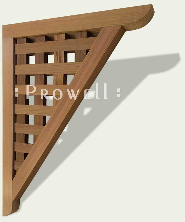 Wood Corbels #4. Prowell