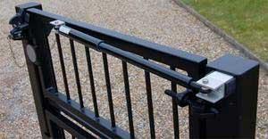 pool gate hydraulic closer