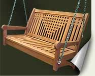 Porch Swing #21