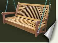 Porch Swing #22