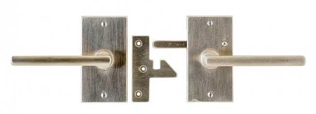 Rocky Mountain bronze gate latch E-236