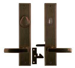 Tubular style locks