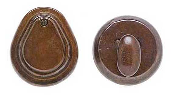 RMH bronze dead bolt DB506