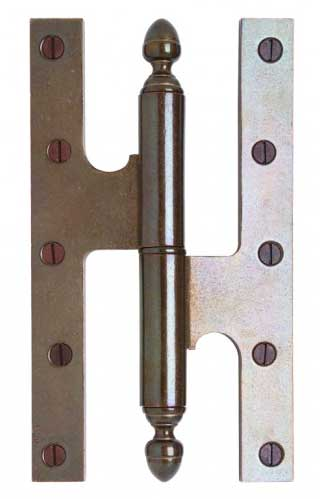 strap hinges for wood gates