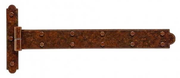bronze decorative gate hinges
