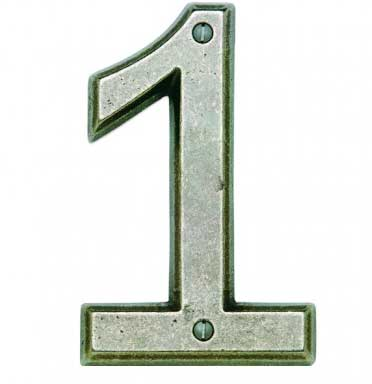 """6"""" HOUSE NUMBERS"""