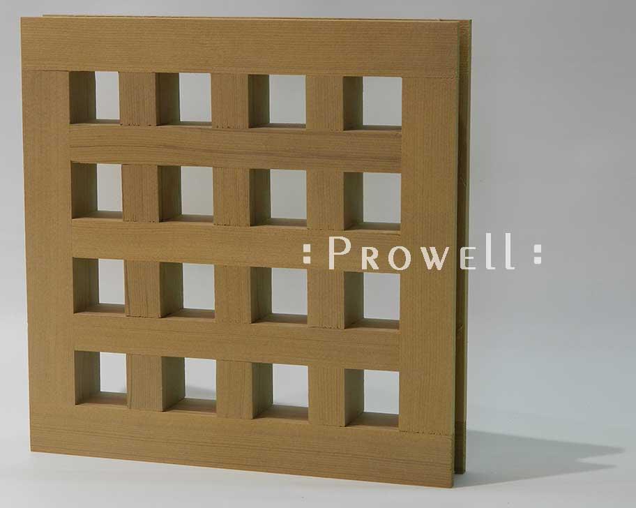 flush grid portalfor wood gate. prowell