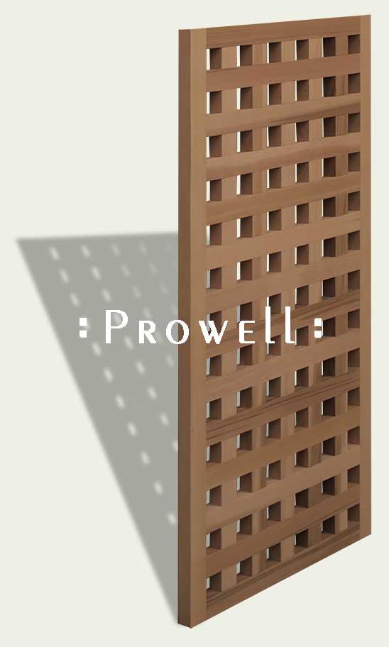 shutters cedar. prowell