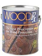 WoodRx wood finish