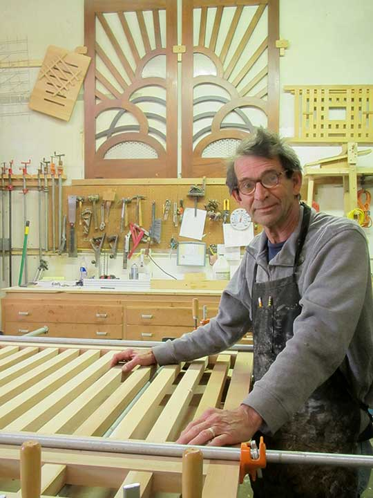 How to build a Prowell Wood Garden Gate #53