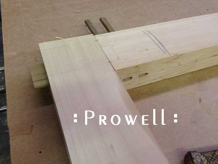 shop photo showing how to build prowell's modern gate #208