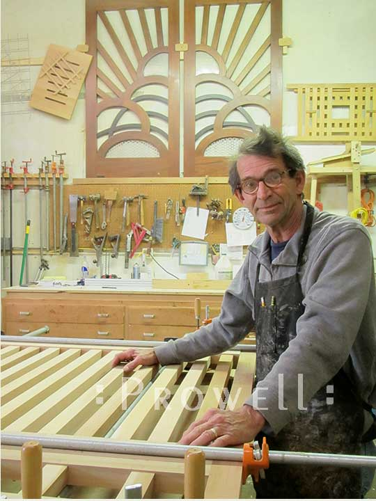 charles prowell on how to build a fence panel #22