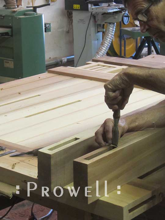 driveway gate joinery