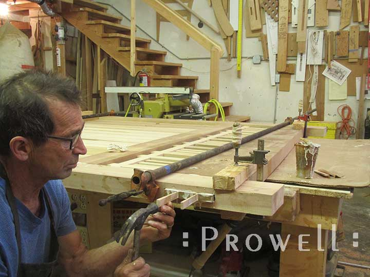 mortise and tenon joinery for wood driveway gates #29