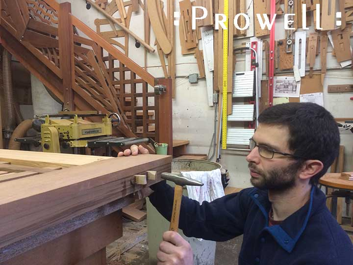 joinery for driveway gates by prowell