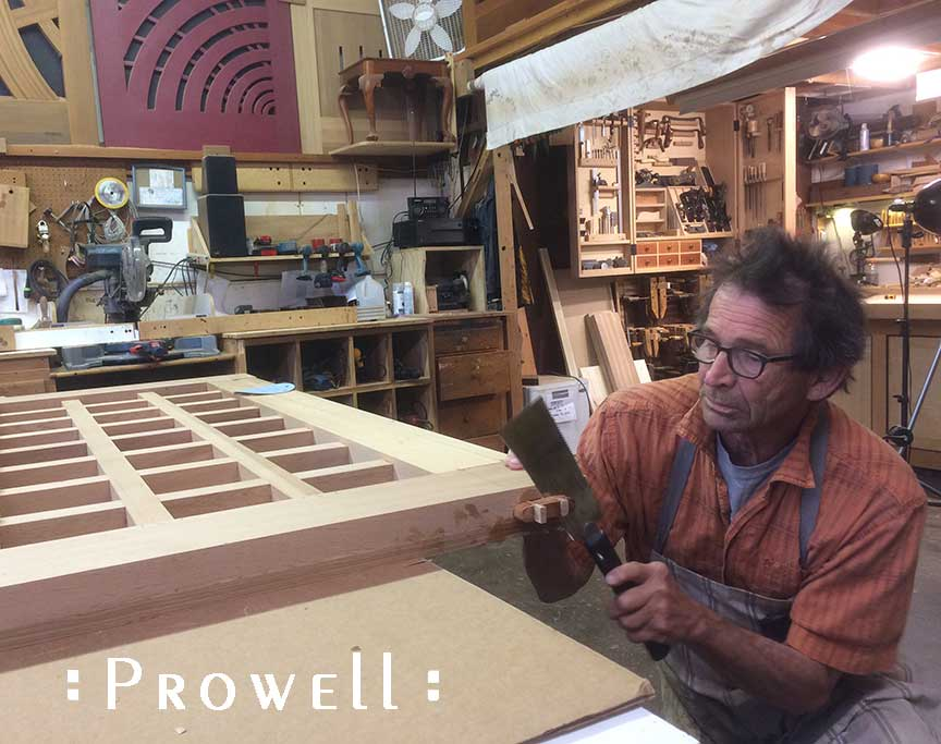 joinery for wood gates by prowell