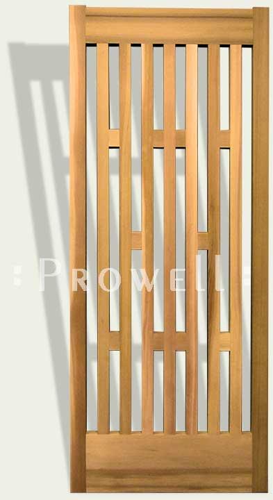 Custom wood fence Panels in California