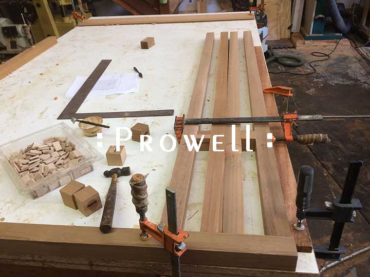 building a prowell fence #16-8