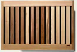 custom wood fence Panels #27