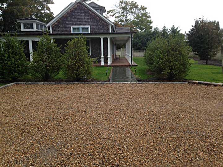 site photo showing the landscape for garden gate #4-9 on Martha's Vineyard