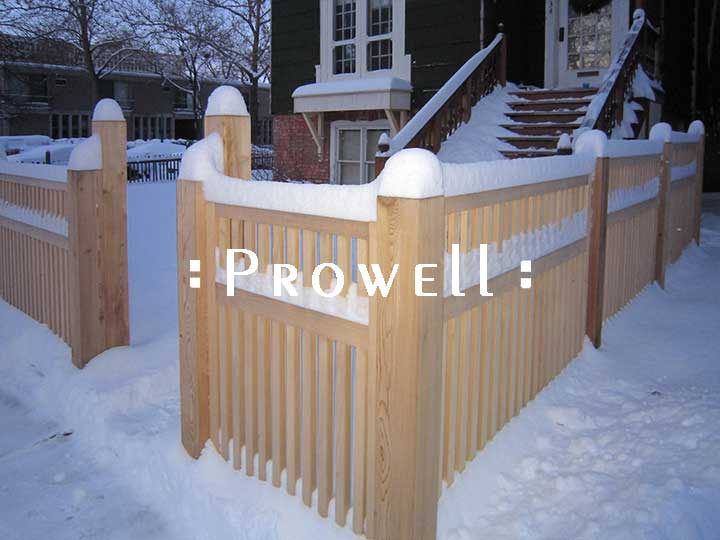 wood fence panels south Chicago
