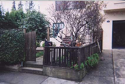 Replacing wood fences