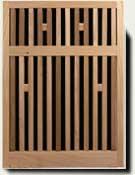 custom wood fence Panels #2