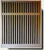 custom wood fence Panels #2A