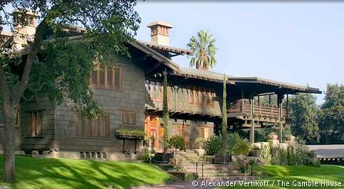 Gamble House, Pasadena, CA
