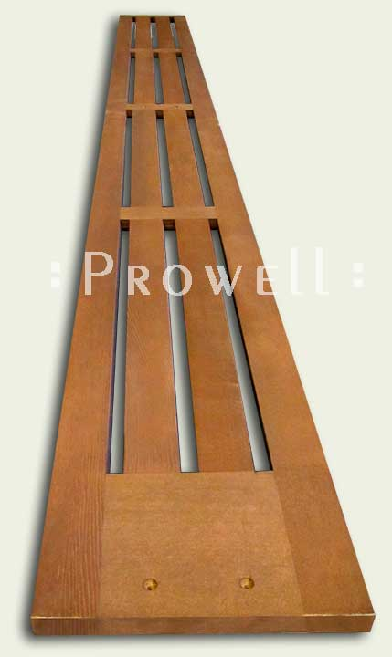 custom post and beam wraps by Prowell