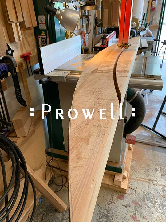 building prowell's arbor #8a
