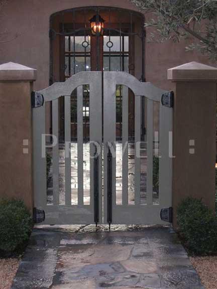 Wood Garden Gate #105 in Napa, CA