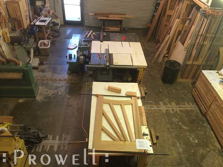 building wood gates, by prowell