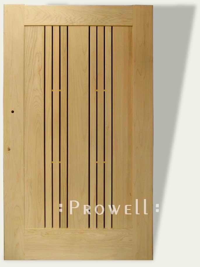 custom wood gate #113. Prowell
