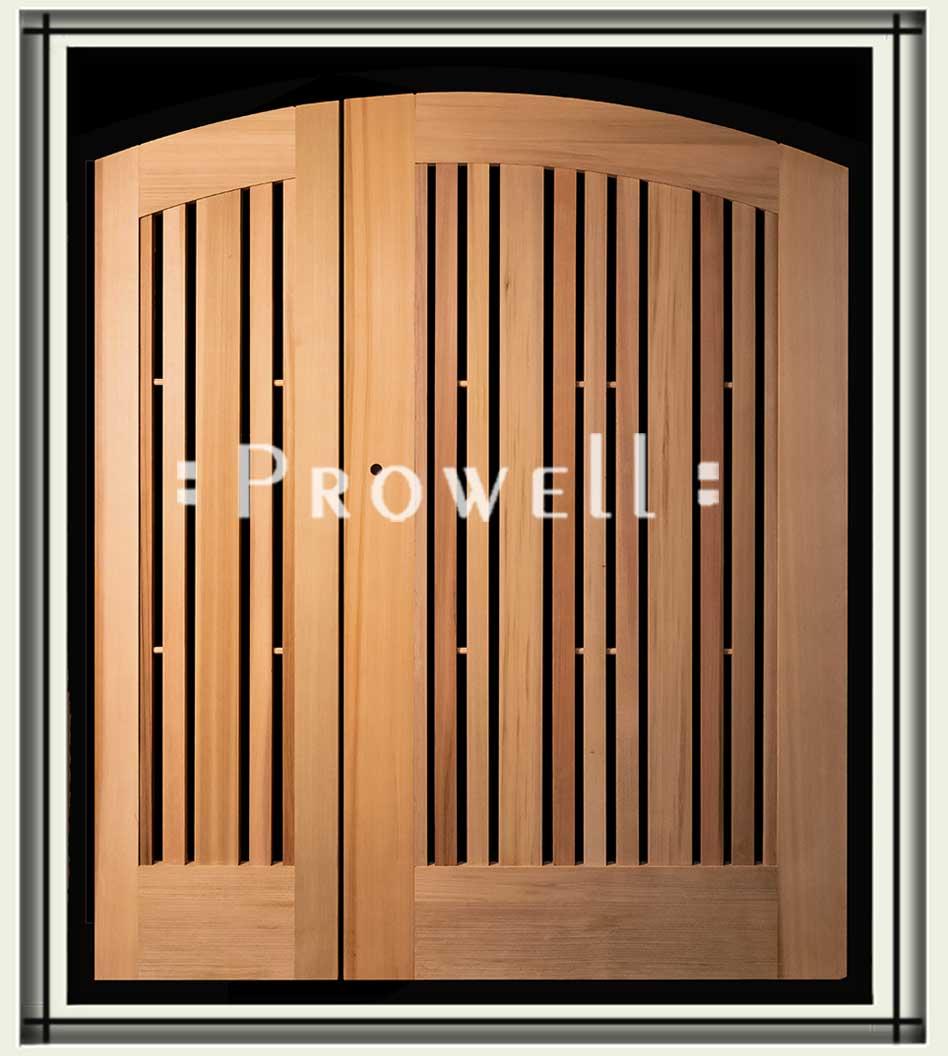 Wood Garden Gate #113-2. Prowell