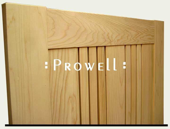 wood garden gates by Prowell