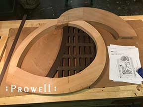 building a gate. prowell