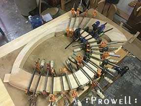 gate woodworking. prowell