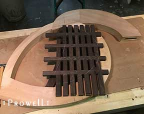 wood working gates. prowell