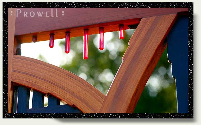 Prowell's abstract Wood Gates