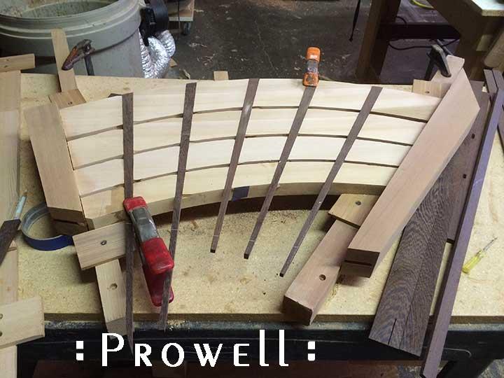 trompe l'oeil gate progress photo of #211