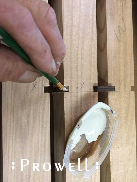 How do I build a wood gate design #216?