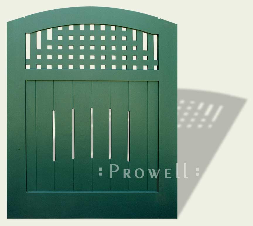 wood garden gates #28-5