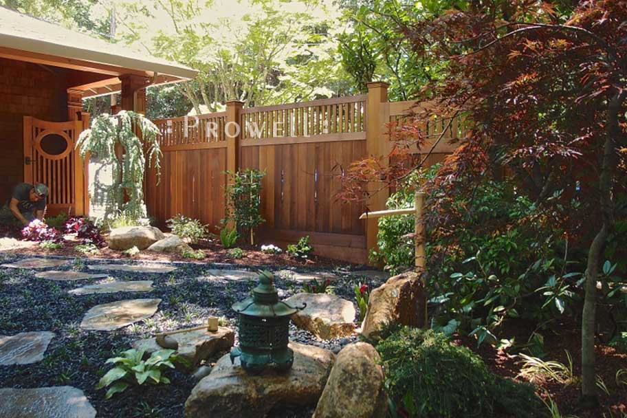 fence gate #2-9