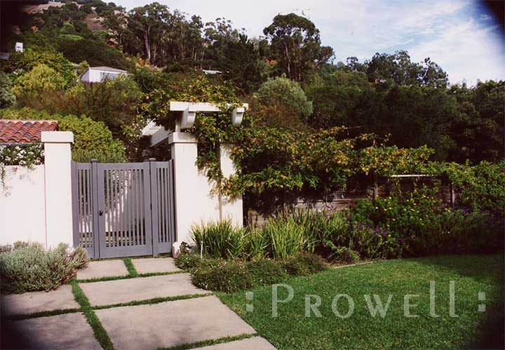 landscape photo showing Garden Gates #32-4 in San Rafael, California