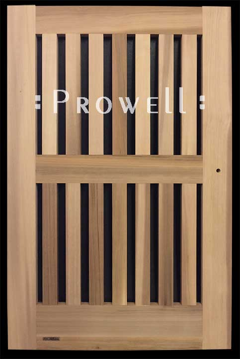 custom wood garden gates 40-6 by prowell woodworks