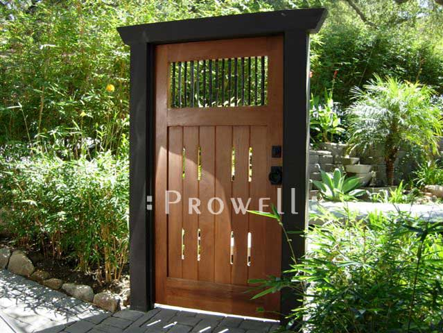 bamboo gates #41. prowell
